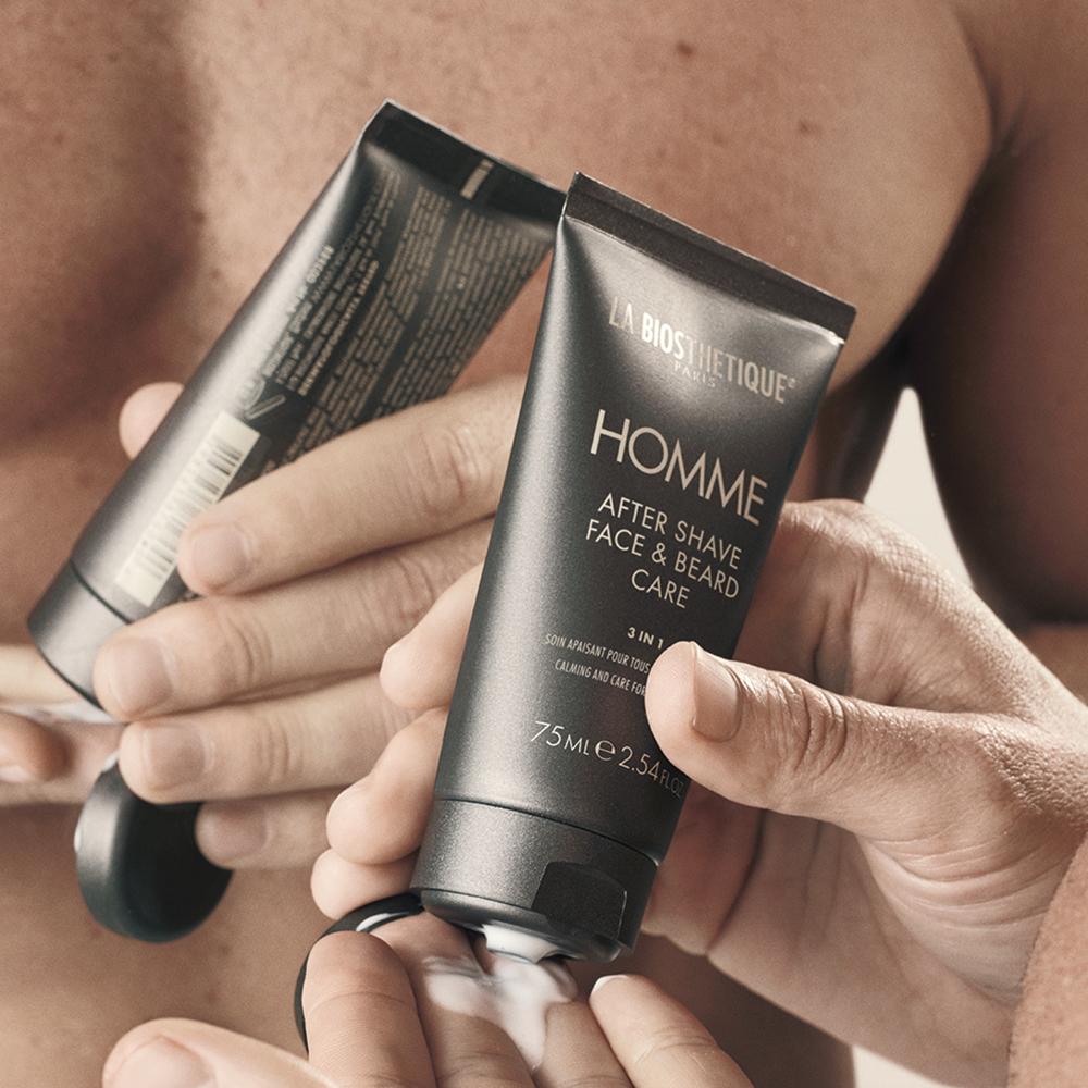 Rasur & Pflege